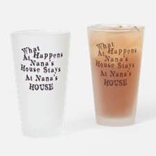 Nanas House.png Drinking Glass