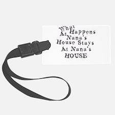 Nanas House.png Luggage Tag