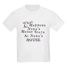 Nanas House.png T-Shirt