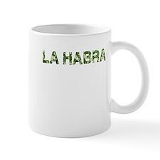 La Habra, Vintage Camo, Mug