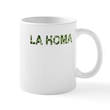 La Homa, Vintage Camo, Mug
