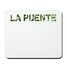 La Puente, Vintage Camo, Mousepad