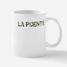 La Puente, Vintage Camo, Mug