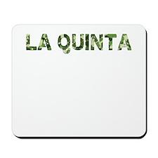 La Quinta, Vintage Camo, Mousepad