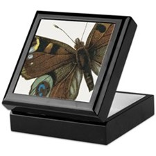 Big Butterfly Keepsake Box
