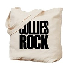 COLLIES ROCK Tote Bag