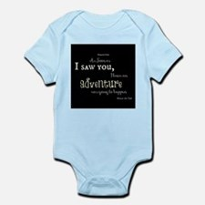 As soon as I saw you: Adventure Infant Bodysuit