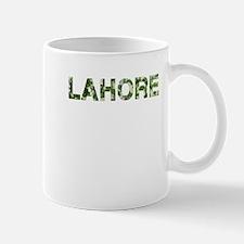 Lahore, Vintage Camo, Mug