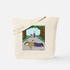 Funny Dark humor Tote Bag