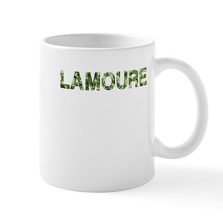 Lamoure, Vintage Camo, Mug