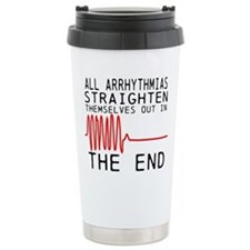 Funny Ambulance Travel Mug
