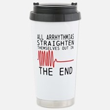 Funny Rn nurse Travel Mug