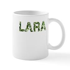 Lara, Vintage Camo, Mug