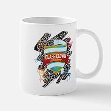 Class Clown Academy Logo Mug