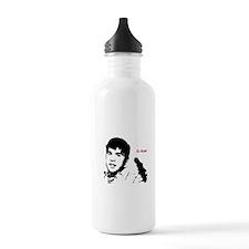 "Krispy Kreme Rapper ""The Baddest"" Print Water Bottle"