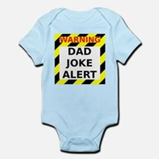 Dad joke alert Infant Bodysuit