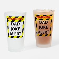 Dad joke alert Drinking Glass