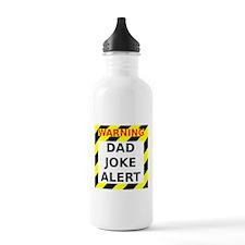 Dad joke alert Water Bottle