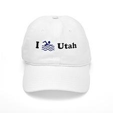 Swim Utah Baseball Cap