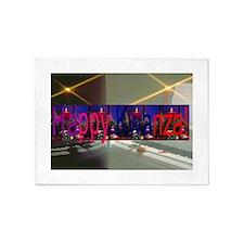 Happy Kwanza 5'x7'Area Rug