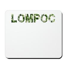 Lompoc, Vintage Camo, Mousepad