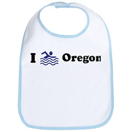 Swim Oregon Bib