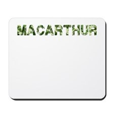 Macarthur, Vintage Camo, Mousepad