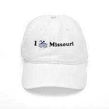 Swim Missouri Baseball Cap