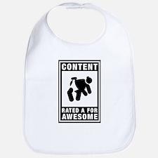 Sumo Wrestler Bib