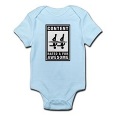 Synchronized Swimming Infant Bodysuit