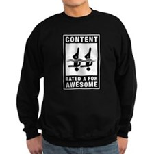 Synchronized Swimming Sweatshirt