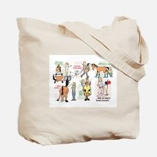 12 Days Tote Bag