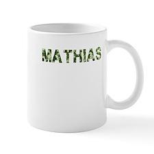 Mathias, Vintage Camo, Mug