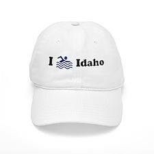Swim Idaho Baseball Cap