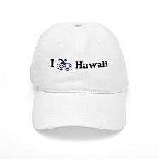 Swim Hawaii Baseball Cap