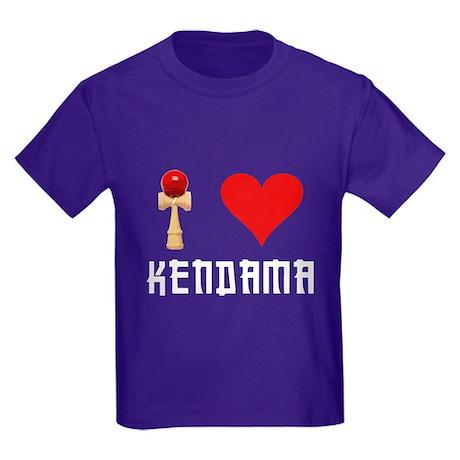 kendama Kids Dark T-Shirt