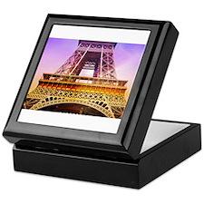 Eifel Tower Keepsake Box