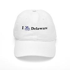 Swim Delaware Baseball Cap