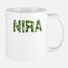 Nira, Vintage Camo, Mug