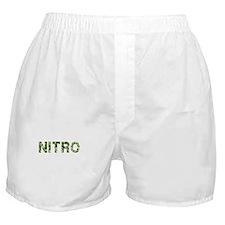 Nitro, Vintage Camo, Boxer Shorts