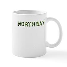 North Bay, Vintage Camo, Mug