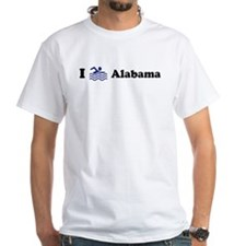 Swim Alabama Shirt