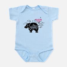 Splatter Zone Infant Bodysuit