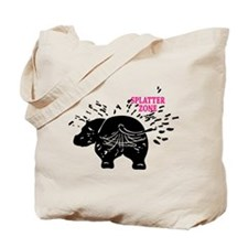 Splatter Zone Tote Bag