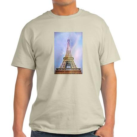 Eifel Tower Light T-Shirt