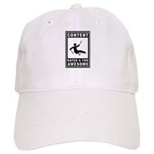 Sled Hockey Baseball Cap