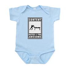 Snooker Infant Bodysuit