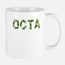 Octa, Vintage Camo, Mug