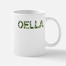 Oella, Vintage Camo, Mug