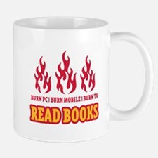 Burn PC | Burn Mobile | Burn TV | Read Books Mug